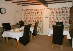 Dining Room at The Old Forge, Wilton